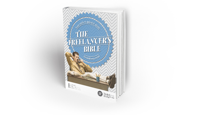 The Freelancer's Bible – Tips and Tricks for Your Design Business