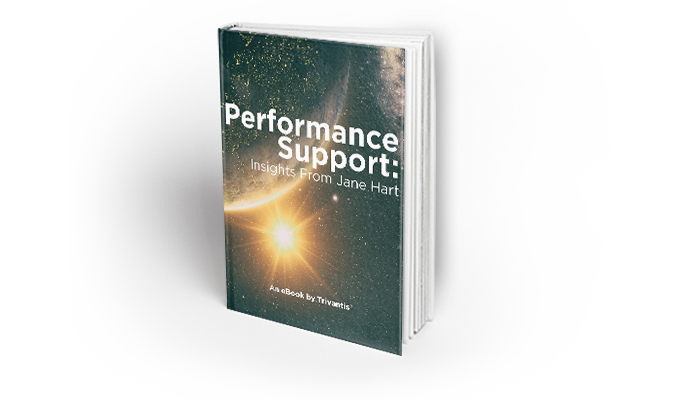 Performance Support: Insights From Jane Hart