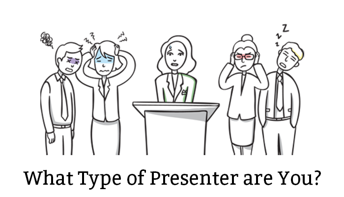 What Type of Presenter Are You?