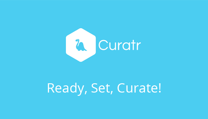 Ready, Set, Curate!