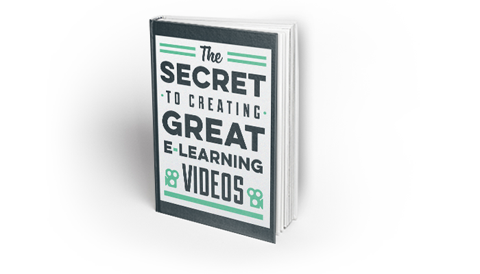 The Secret to Create Great E-Learning Videos